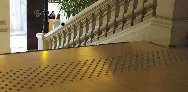 Detectable Warning Surfaces For Accessible Buildings Eo